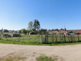 Prodej, zahrada, 1715 m2, Planá nad Lužnicí