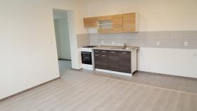 Pronájem, byt 2+kk, 50 m2, Ostrava - Slezská Ostrava