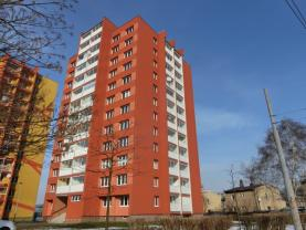 Prodej, byt 1+kk, Ostrava - Vítkovice, ul. Na Obvodu