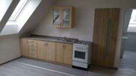 Pronájem, byt 2+kk, 43 m2, Ostrava - Slezská Ostrava