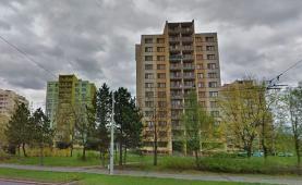 Pronájem, byt 1+kk, 30 m2, Ostrava, ul. Hornopolní