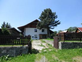 Prodej, chalupa, 9851 m2, Jiříkov