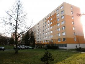 Pronájem, byt 1+1, Česká Lípa, ul. Jižní