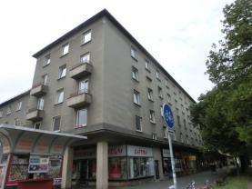 Pronájem, byt 2+1, 57 m2, Pardubice - centrum