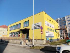 Prodej, obchodní centrum, 1115 m2, Sokolov, ul. Křížová