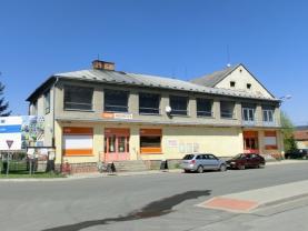 Prodej, restaurace, 340 m2, Chromeč