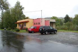 Prodej, komerční budova 4+0, 785 m2, Oskava