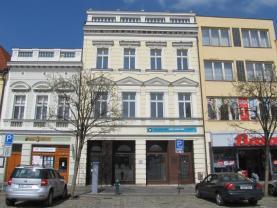 Pronájem, komerční prostory, 462 m2, Kolín, Karlovo náměstí