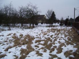 Prodám, pozemek, 1400 m2, Petrovice u Karviné