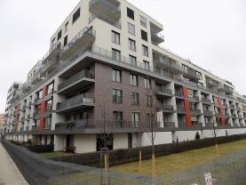 Podnájem, byt 1+kk, 37 m2, OV, Praha 10 - Vinohrady