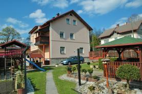 Prodej, rodinný dům 10+3, 482 m2, Kraslice, ul. Čs. armády