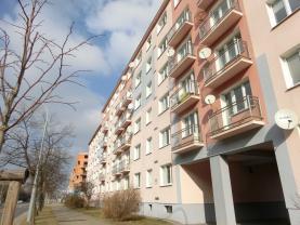 Prodej, byt 2+1, 54 m2, OV, Plzeň - Slovany