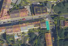 Prodej, stavební pozemek 88 m2, Praha 4, Halasova