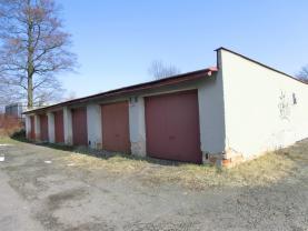 Prodej, garáž, Ústí nad Orlicí, V Lukách