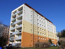 Prodej, byt 3+1, 59 m2, Ústí nad Labem, ul. Velká Hradební