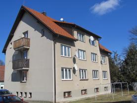 Prodej, byt 3+1, 74 m2, DV, Strunkovice nad Blanicí