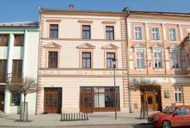 Prodej, nájemní dům, pozemek 1257 m2, Uničov