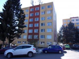 Prodej, byt 3+1, 74 m2, Komárov, ul. Okružní
