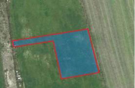 Prodej, stavební parcela, 899 m2, Třebestovice