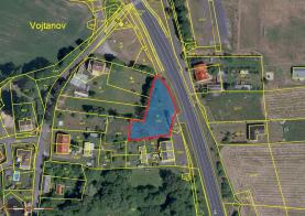 Prodej, trvalý travní porost, 1537 m2, Vojtanov