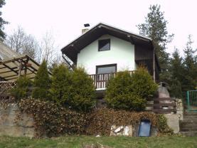 Prodej, chata, 16 m2, Kaplice - Jermaly