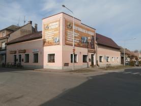 Prodej, restaurace, 620 m2, Městec Králové