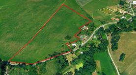 Prodej, orná půda, 93 514 m2, Staré Heřminovy