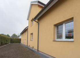 Prodej, rodinný dům 9+3, 498 m2, Praha 9 - Letňany, 3xBJ