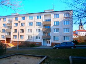 Prodej, byt 2+1, 68 m2, Louny