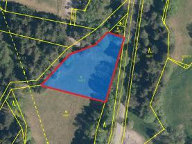 Prodej, zahrada, 2376 m2, Stachy