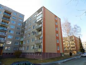 Prodej, byt 3+1, Domažlice, 70m2, ul. Kunešova