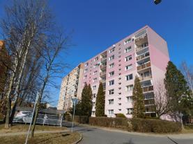Prodej, byt 2+kk, 44 m2, Liberec, ul. Hrdinů