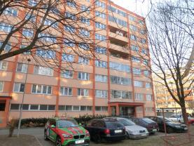 Prodej, byt 2+1, 42 m2, Pardubice - Polabiny