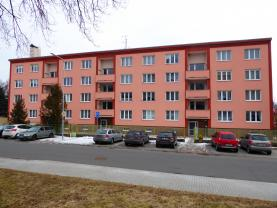 Prodej, Byt 3+1, 77 m2, Mariánské Lázně-Teplá, ul. Školní