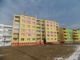 Prodej, byt 1+1, 40 m2, Stříbro, ul. Mírová
