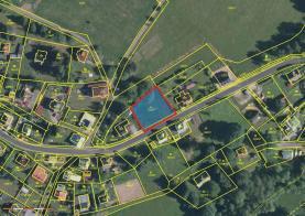 Prodej, stavební pozemek,1023 m2, Bublava