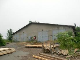 Prodej, výrobní prostory, 1588 m2, Čavisov