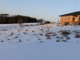 Prodej, pozemek vhodný k výstavbě, Habrek