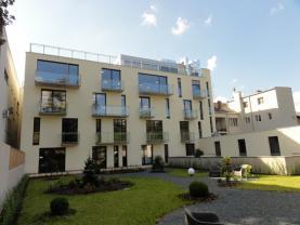 Pronájem, byt 1+1, 50 m2, Brno - střed