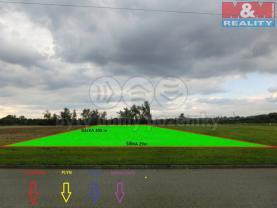 Prodej, stavební pozemek, 5963 m², Prostějov - Vrahovice
