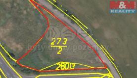 Prodej, pozemek, 6235 m2, Most - Skršín