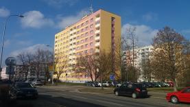 Prodej, byt 1+1, 42 m2, Plzeň, ul.Částkova