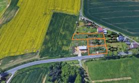 Prodej, pozemek, 952 m2, Hlučín, Opava