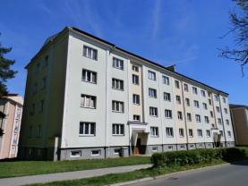 Prodej, byt 3+1, 69 m2, OV, Nová Role, ul. Školní