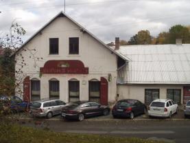 Prodej, restaurace, 397 m2, Ohnišov