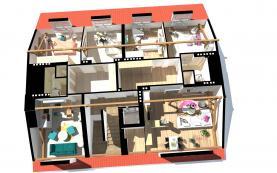 Prodej, atypický byt, 240 m2, Praha 2 - Nové Město