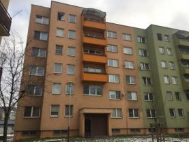 Prodej, byt 2+1, 60 m2, Ostrava, ul. Sokolská třída