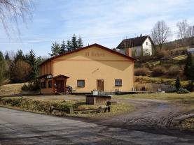 Prodej, restaurace, 1724 m2, Kamenec u Radnic