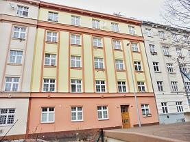 Prodej, byt, 3+kk, 73 m2, OV, Praha 8 - Libeň