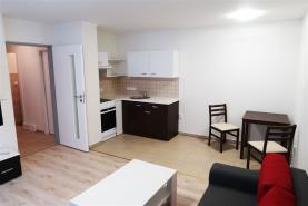 Pronájem, byt 2+kk, 50 m2, Brno - Žebětín, ul. Srnčí